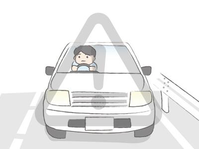 自動車の運転には医師の指示を仰ぎましょう。